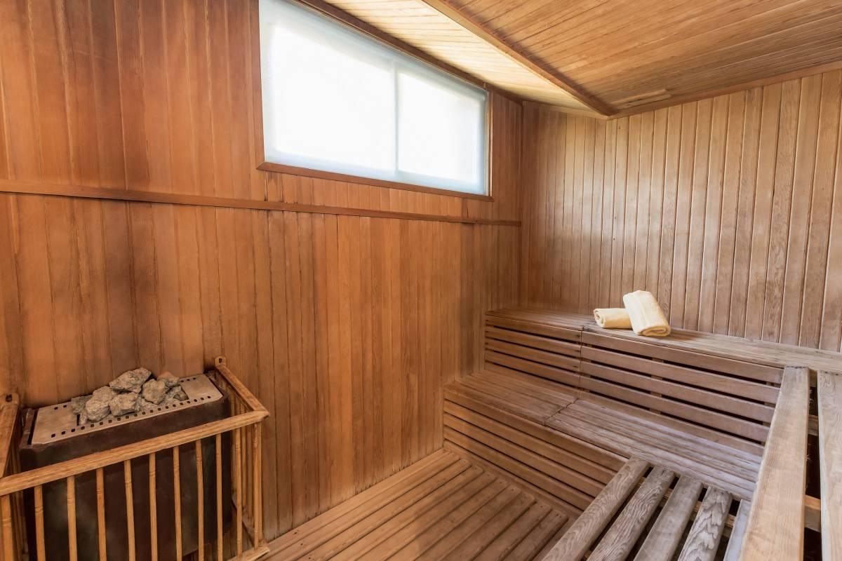 Sauna complejo las 4 estaciones